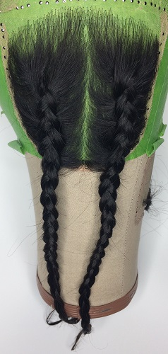 Custom Ventilated Lace Closure